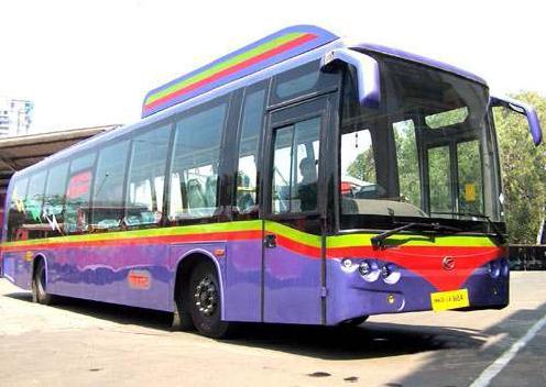 BRTS BEST Bus