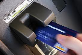 How to take out cash amount from ATM Machine?