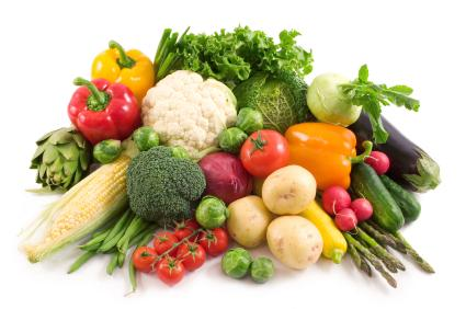 image of fruits and vegetable