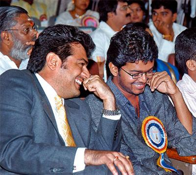 Ajith and Vijay Together