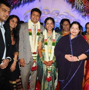 Ajith Met Jayalalitha