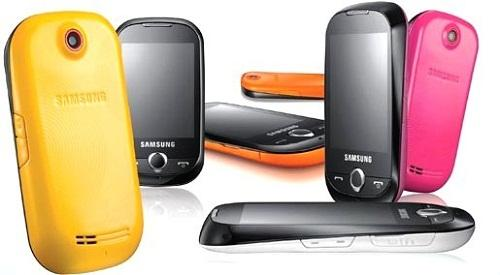 Samsung GT-S3653 review and price