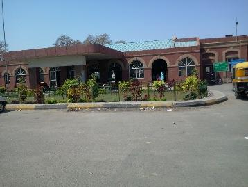 Phagwara Railway Station