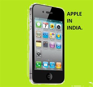 Iphone 4S in India