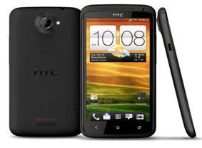 View of HTC One X