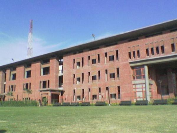 JIIT main building