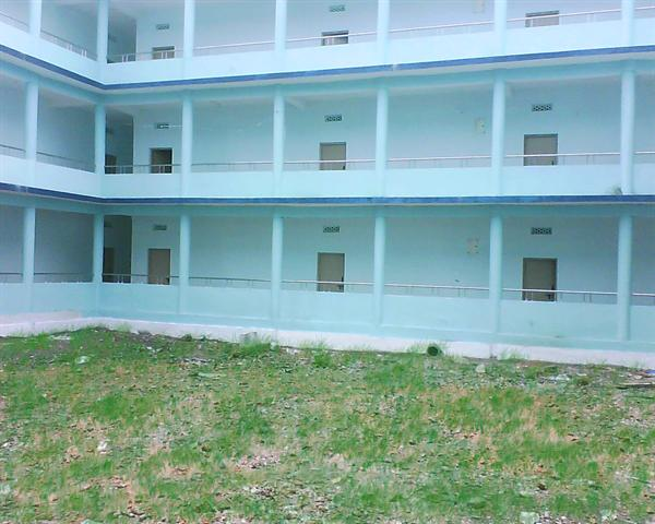 Inside of Boys Hostel