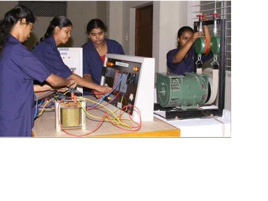 Mechanical lab in Indira Institute Of Engineering And Technology, Pandur