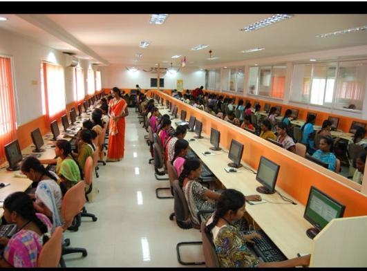 Photo of Computer Lab