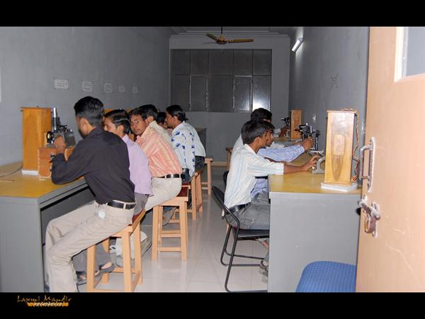 Photo of physics lab