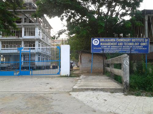 Girijananda Chowdhury Institute of Management