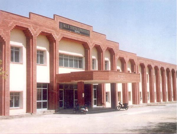 Photo of college building