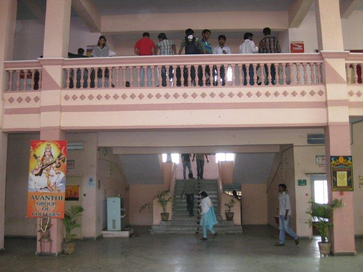 Photo of a building in Avanthi College