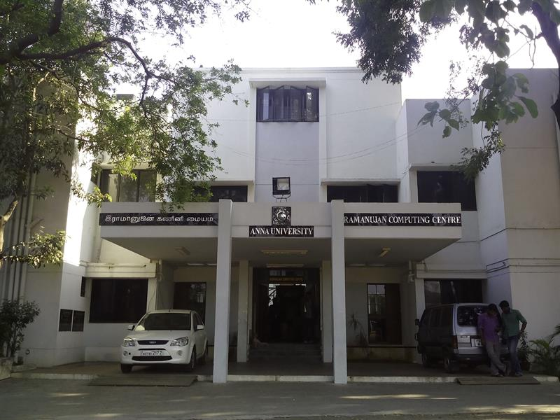 Ramanujan Computing center in College of Engineering