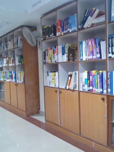 Library of College of Engineering, Anna University