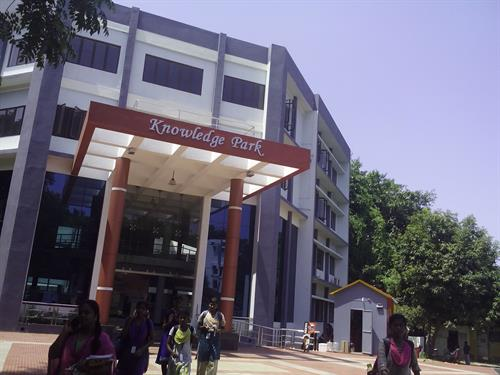 Knowledge Park building in CEG, Anna University