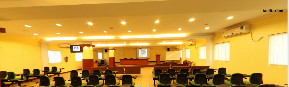 Auditorium in Jis College Of Engineering