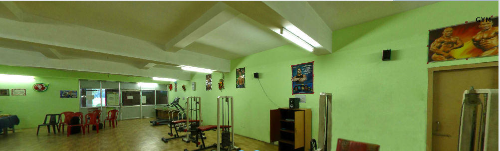 Gym in Jis College Of Engineering