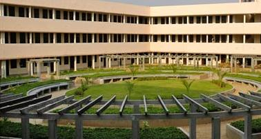 Hostel building of K.S.R College of Arts and Science
