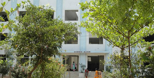 Dr. MGR Janaki College of Arts and Science for Wom