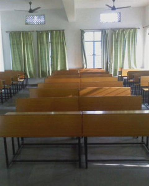 Photo of class room