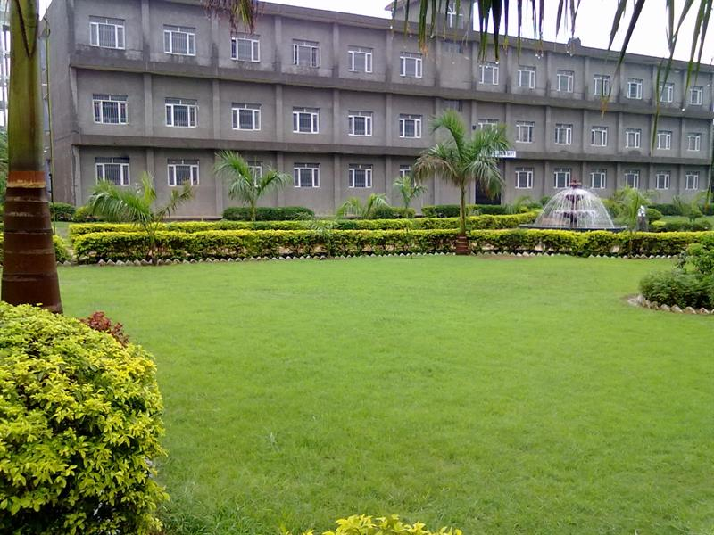 Ground View of the Mechanical Engineering Department