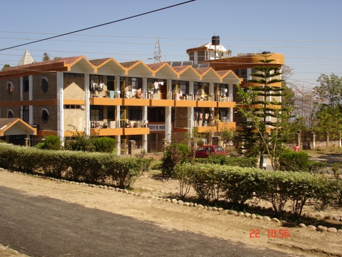 Kailash Hostel at National Institute of Technology
