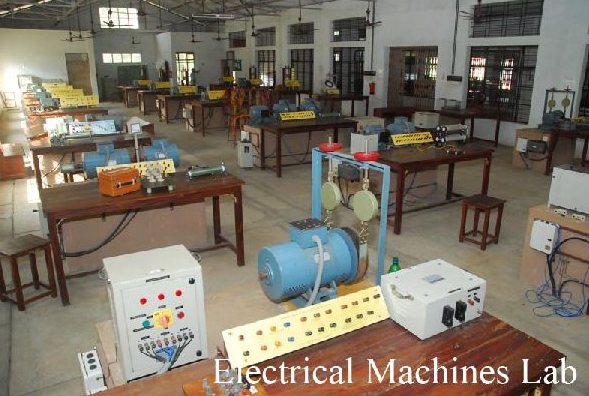 Photo of Electrical Machine Shop