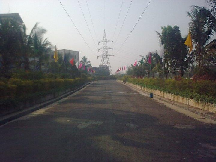 Jondhale Engineering College road