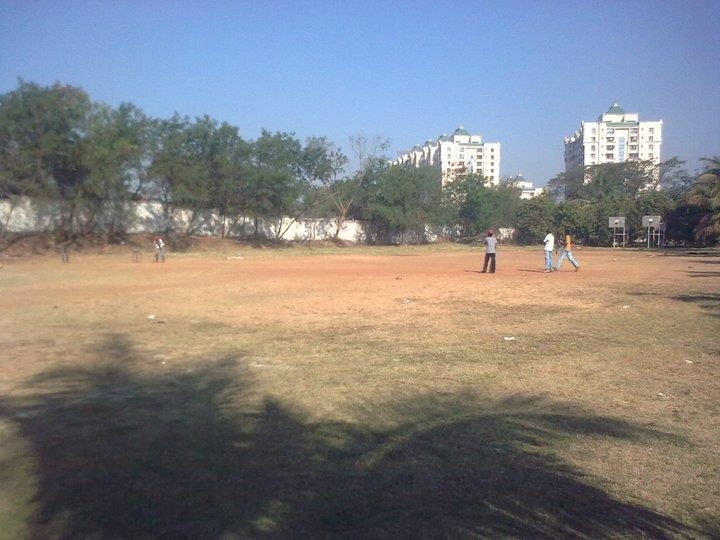 Shivajirao S. Jondhale College of Engineering Playground view