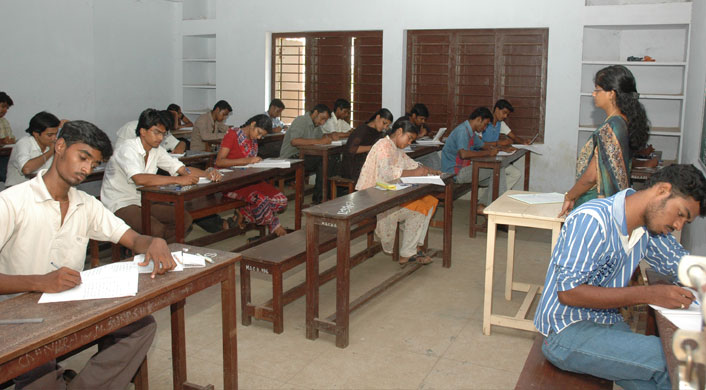 Class Room at Mar Gregorious College