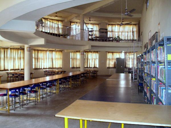 Reading Room at Nagaji Institute of Technology & Management, Gwalior