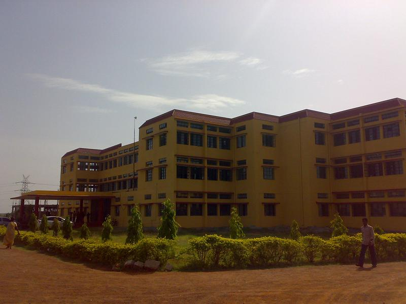Rajiv Gandhi College of Engineering, Nemili