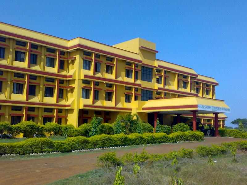 ECE dept. of Rajiv Gandhi College of Engineering, Nemili