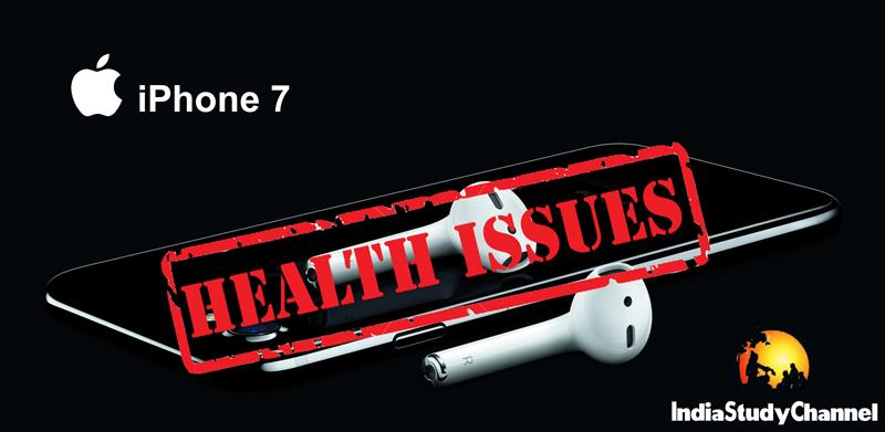 Health issues of Apple iPhone Airpods Headphone