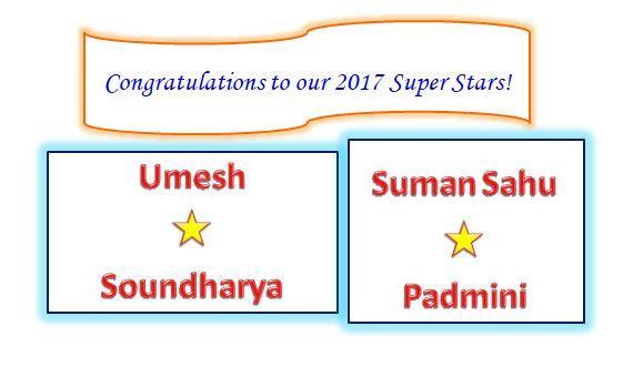 2017 ISC Super Stars