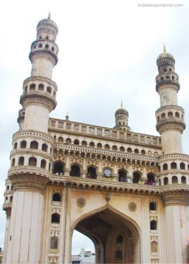 Beautiful picture of Charminar in Hyderabad