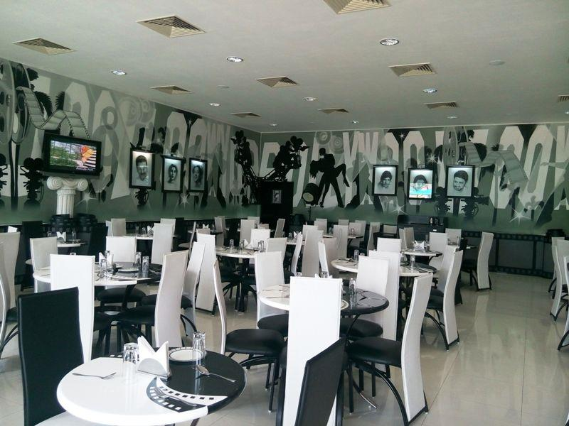 Super Star Restaurant at Ramoji film city