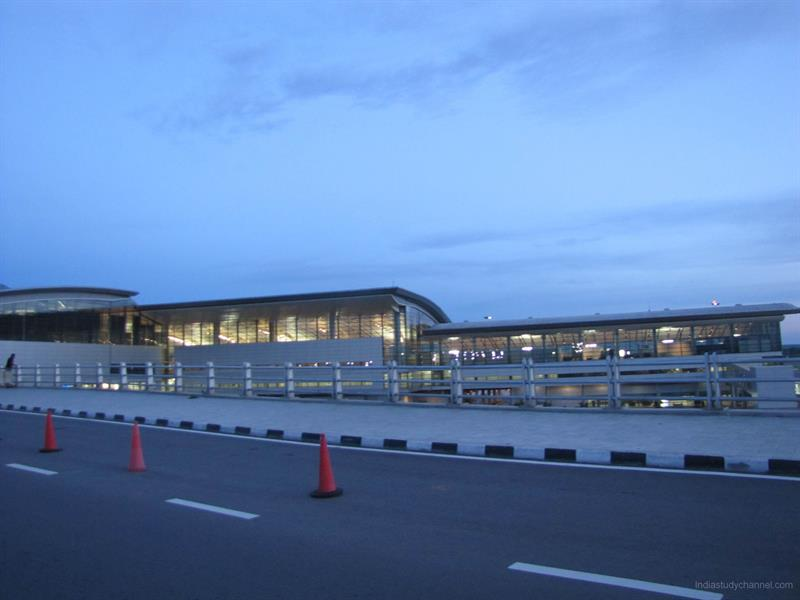 Photo of RGI Airport (Ragiv Gandhi International Airport)