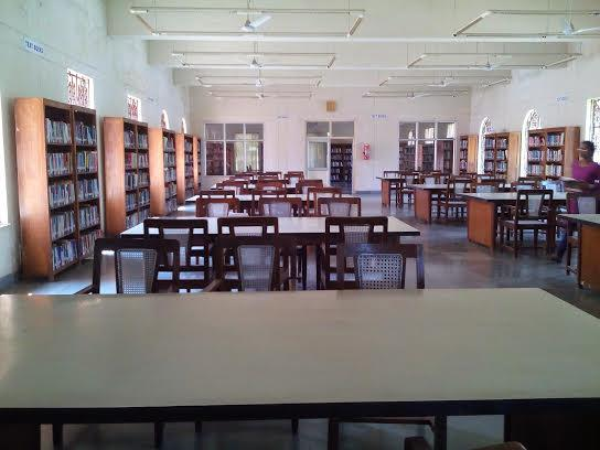 National Institute of Technology(NIT) Library, Warangal