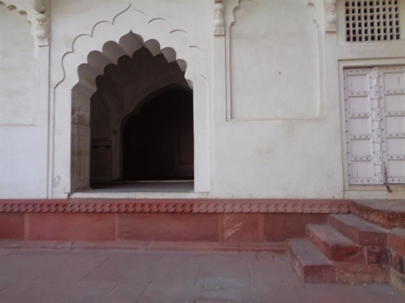 Agra fort , Agra