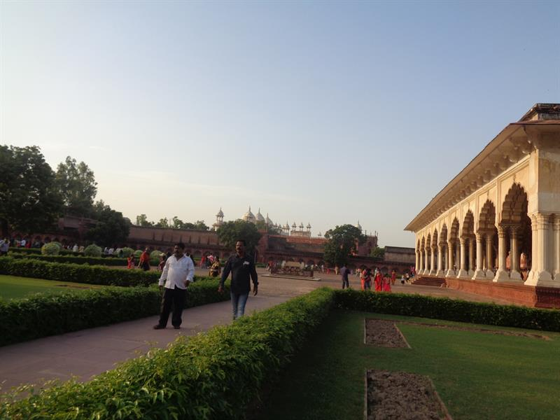 Tourist  attraction spot- Agra Fort