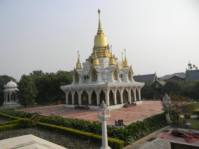 Wat Thai Temple, Kushinagar