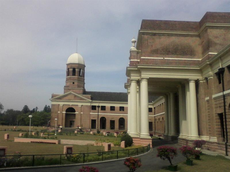Forest Research Institute, Kaulagarh
