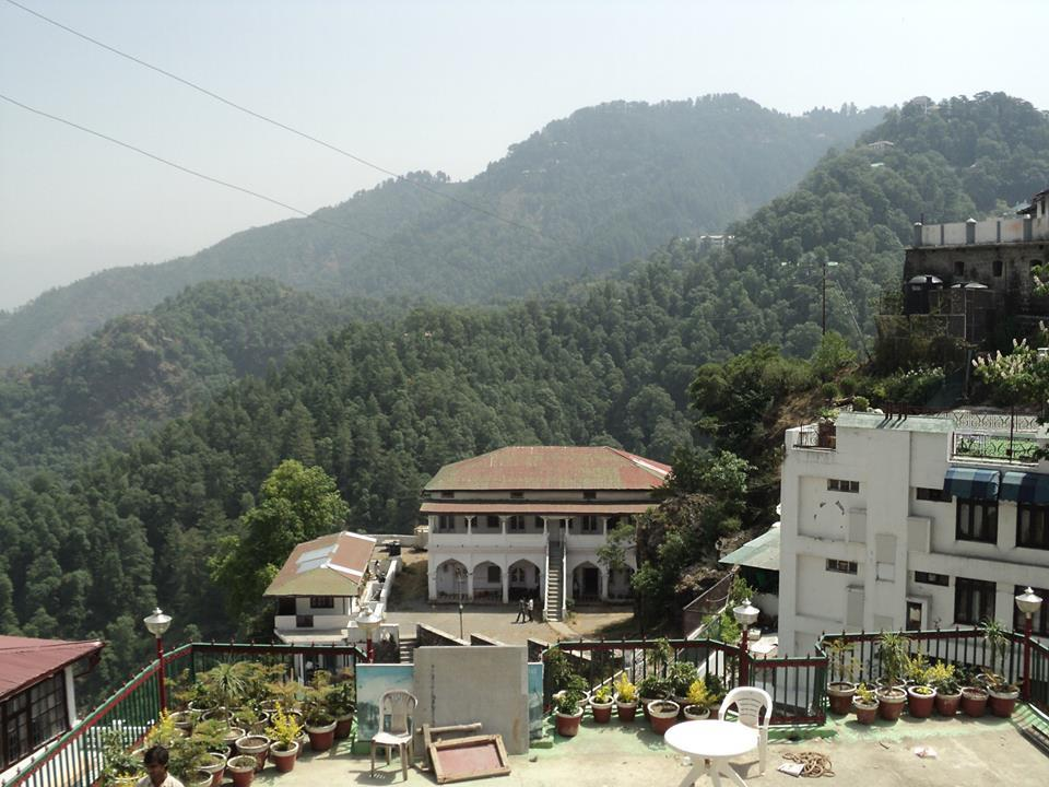 Beautiful resort in Mussoorie