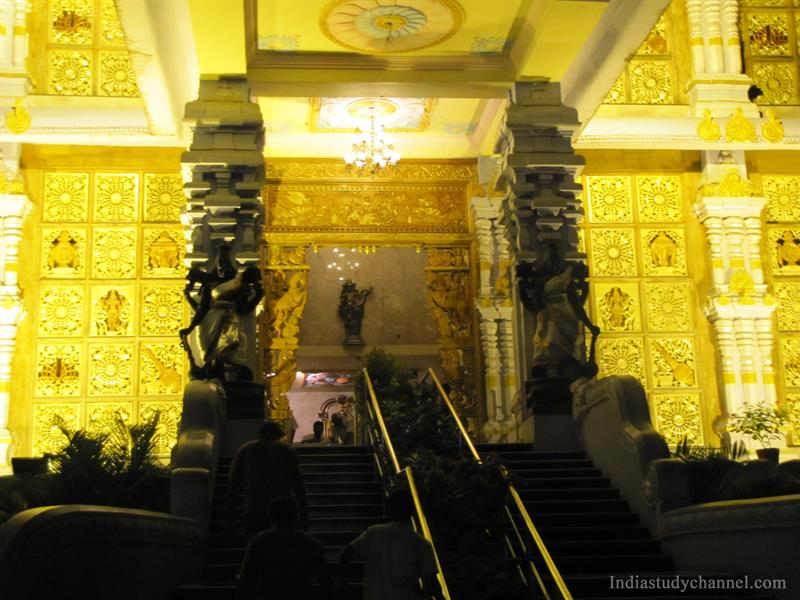 Entrance of ISKCON Temple, Tirupati