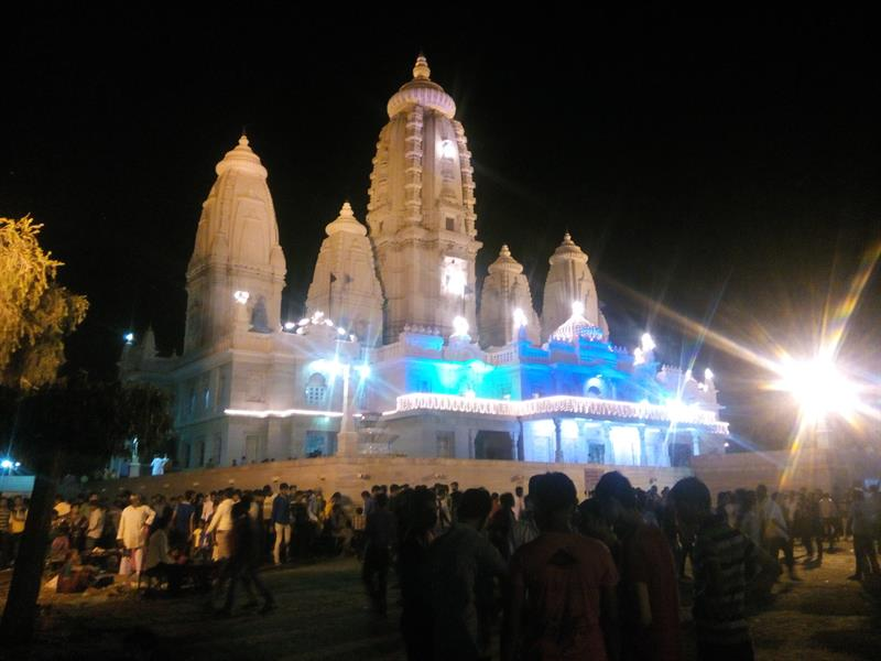JK Temple, Kanpur