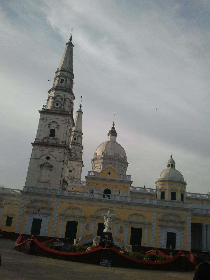 Church at Sardhana