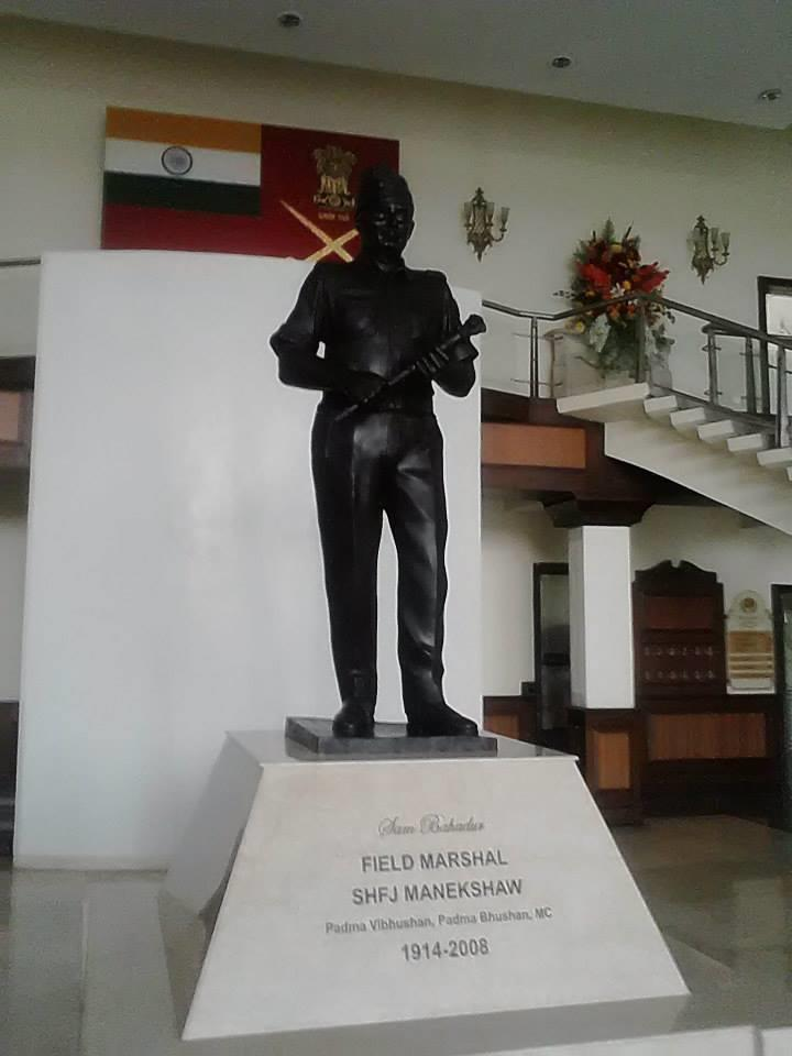 Manekshaw Centre at New Delhi