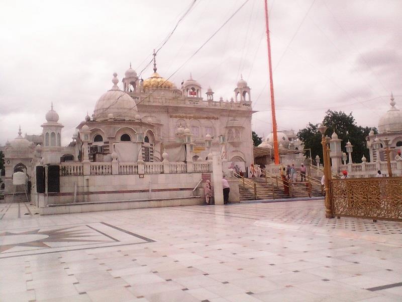Hazur Sahib Gurudwara, Nanded